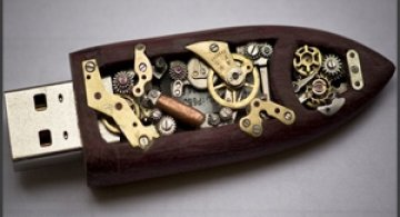 Mechanical Memory Key