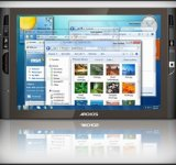 Archos 9: MiniPC cu Windows 7