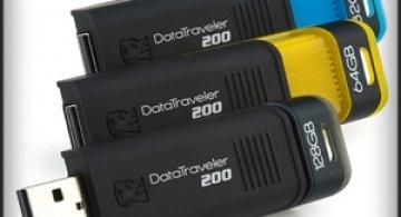 Primul stick de 128 GB