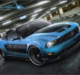 Reed Speed Ford Mustang