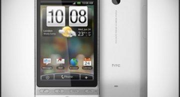 HTC Hero: Flash si Android la bord