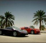 Bugatti Veyron vs. McLaren F1