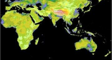 Cea mai detaliata harta a Terrei