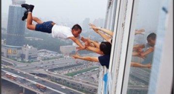 Incredibilele imagini ale lui Li Wei