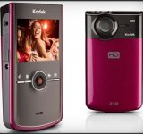 Kodak Zi8 HD Pocket Camcoder