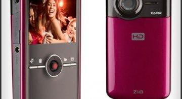 Kodak Zi8 HD Pocket Camcoder
