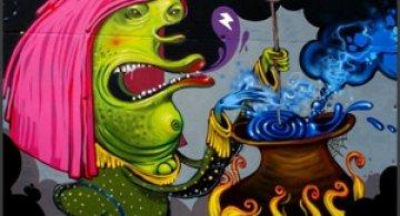 30 de graffiti superbe!