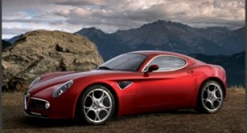 2009 Alfa Romeo 8c GTA