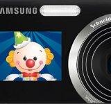 Samsung TL225: 2 display-uri la bord