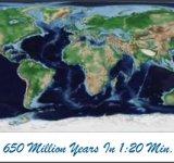 650 Million Years In 1:20 Min