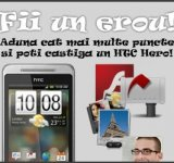 Fii un erou! Castiga un HTC Hero de la Toxel Magazine!