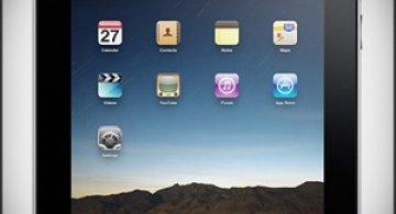 Prezentare iPad