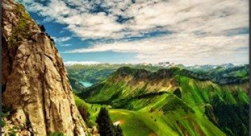 Cerul si pamantul: 30 de poze superbe