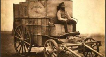 25 cele mai vechi fotografii: Bucati de istorie