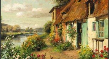 Louis Aston Knight - Peisaje exceptionale
