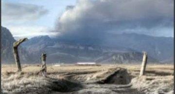 Eruptia vulcanului Eyjafjallajokull