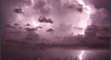 39 de fotografii uimitoare ale fulgerelor