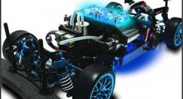 Celule de hidrogen pentru masinile R/C