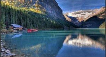 30 de fotografii superbe ale lacului Louise
