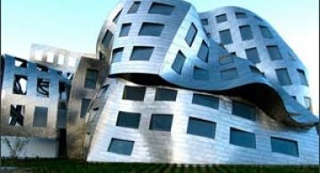 Superba arhitectura a clinicii din Cleveland
