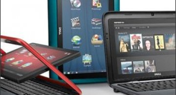 Dell Inspiron Duo: Laptop si tablet PC