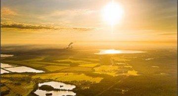 25 de fotografii minunate: Lumea vazuta de sus
