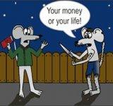 Banii sau viata?