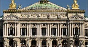 Minune arhitecturala: Opera din Paris