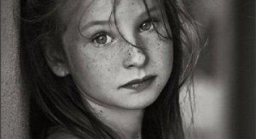 Portrete de copii in fotografii de Magdalena Berny