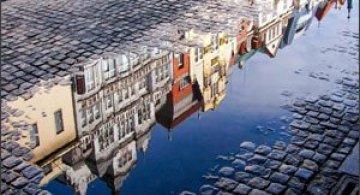 45 de fotografii superbe cu reflexii