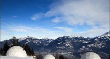 Relaxare in Alpii elvetieni