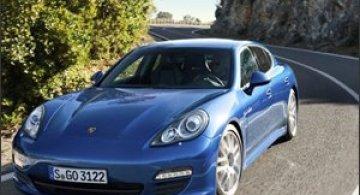 Porsche Panamera S Hybrid – Lux, sport si consum de 6,8 l/100 km