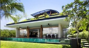 Ai vrea sa locuiesti in Sky Garden House?