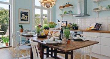 Apartament vintage si modern in Suedia, la pret de Bucuresti