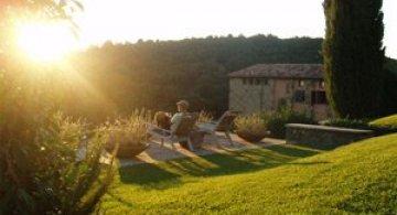 Luxul unui castel toscan 'in varsta' de noua secole