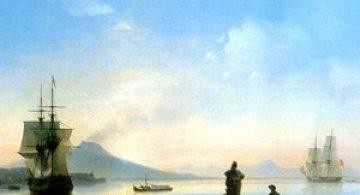 Pictorul si marea – Ivan Aivazovsky
