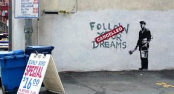 Anonimus de secol 21: Banksy