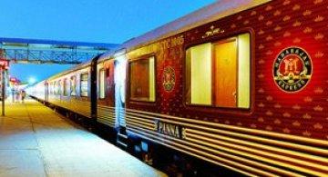 Orient Expres la superlativ – Expresul Maharajahului