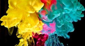 Flori subacvatice in cerneala cu Mark Mawson