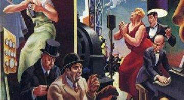 Fresca intregii Americi, de Thomas Hart Benton