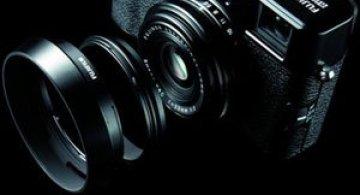 Fotografie de lux: Fuji X100, editie limitata