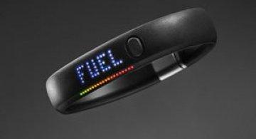 Activ interactiv: Nike+ Fuelband