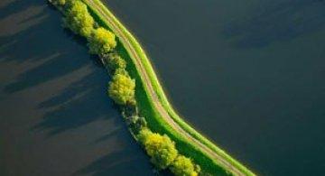Fotograful calator prin aer: Jason Hawkes