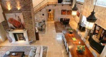 Clasic la Kensington: duplex londonez de lux