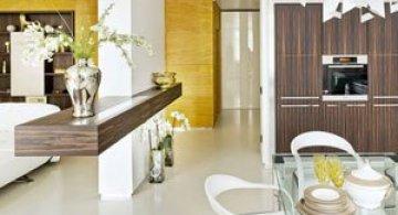 Apartamentul de Triumf in stil moscovit-minimalist