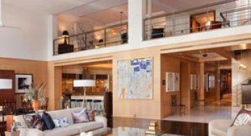 Penthouse in stil universitar, de $19,5 milioane