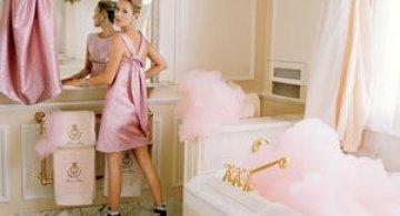 Kate Moss stil baroc la Ritz Hotel