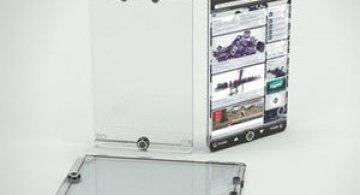 Smartphone-uri si tablete din viitor, de Andrew Solesbury