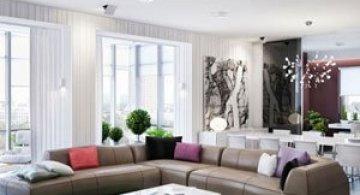 Apartamentul in care creste o padure, de Azovskiy Pahomova