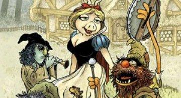 Povesti clasice cu Muppets